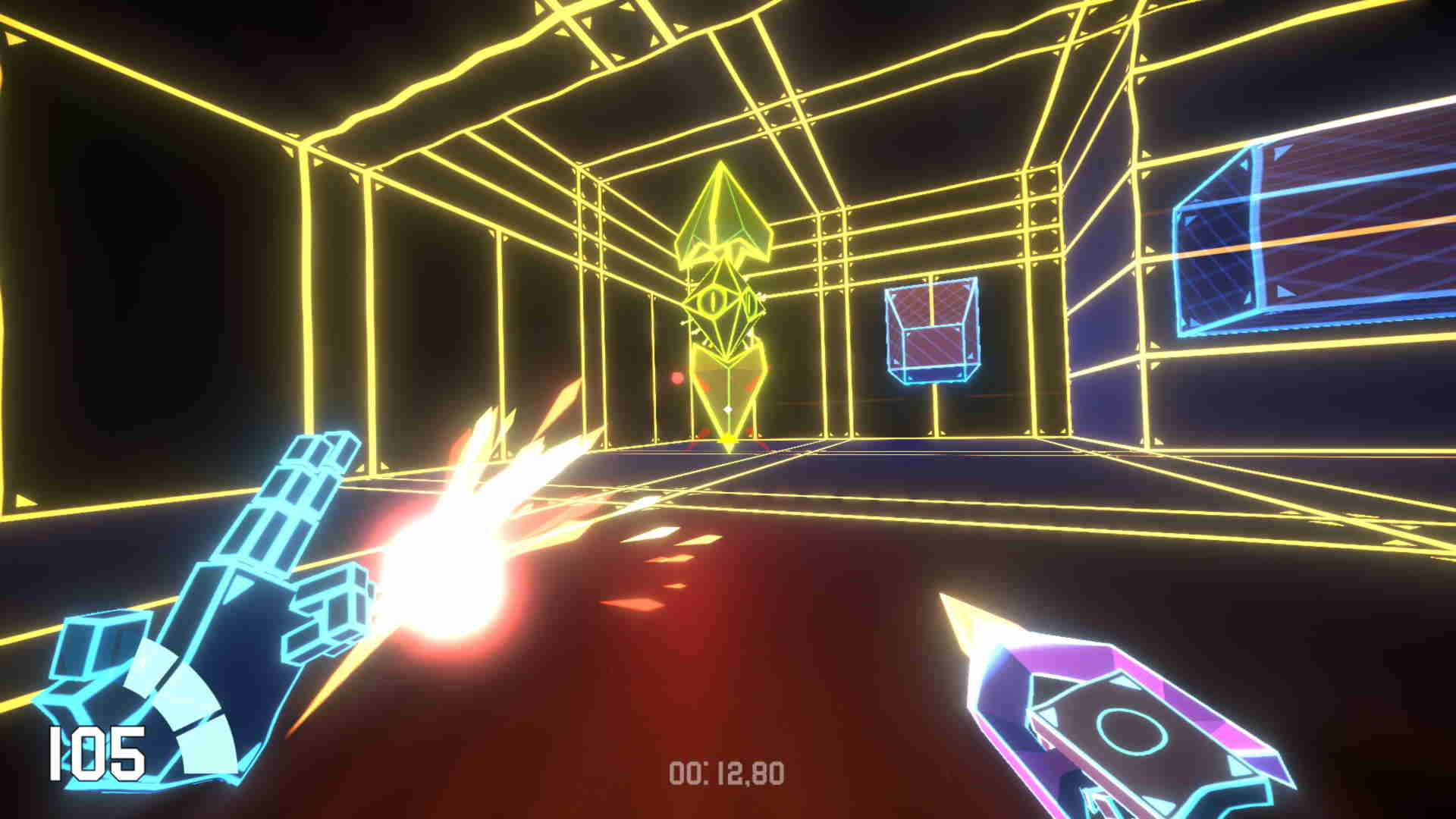 Cyber Hook review: Blistering Parkour
