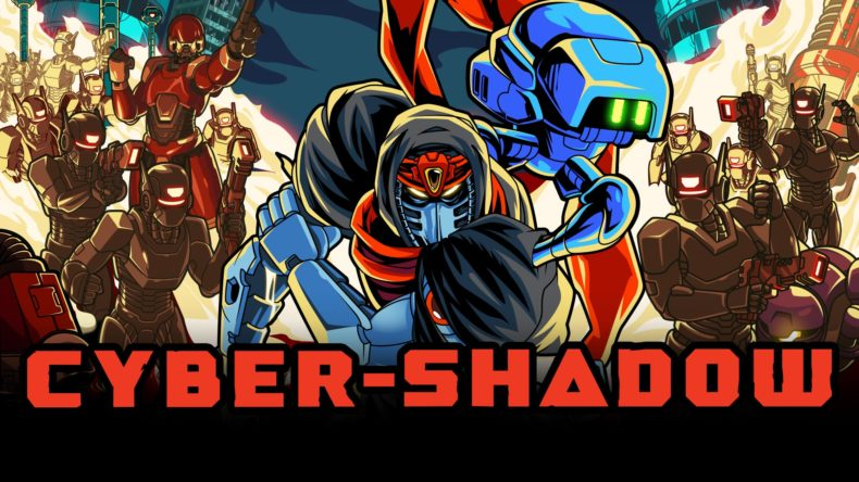 Cyber Shadow title image