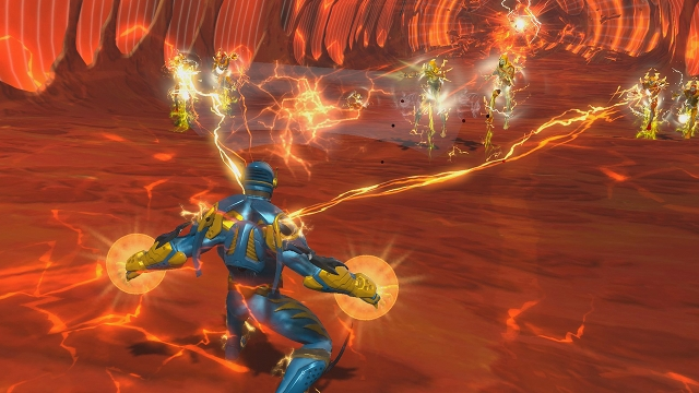 The Flash Comes To DC Online 1