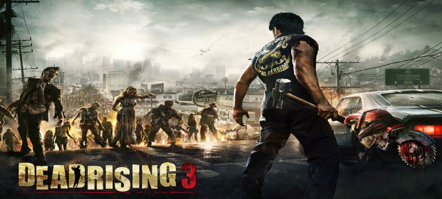 Dead Rising 3 Gets a 13GB Update