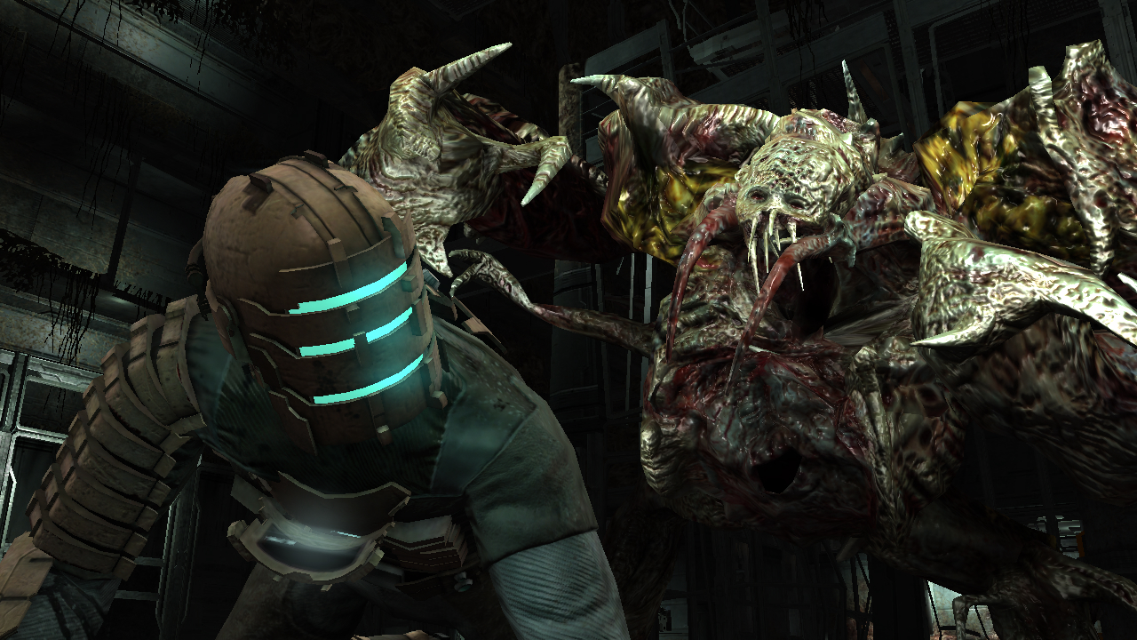 Dead Space Bloody Brilliant Innovative But Is It Horror