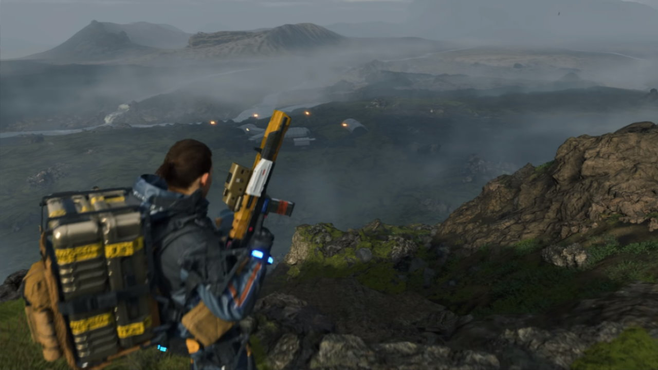 10 beginner's tips for reconnecting America in Death Stranding