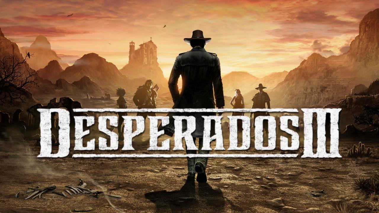 Desperados Iii Review Godisageek Com