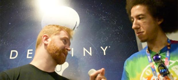 GodisaGeek @ E3: Destiny Interview