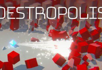 A screenshot of Destropolis