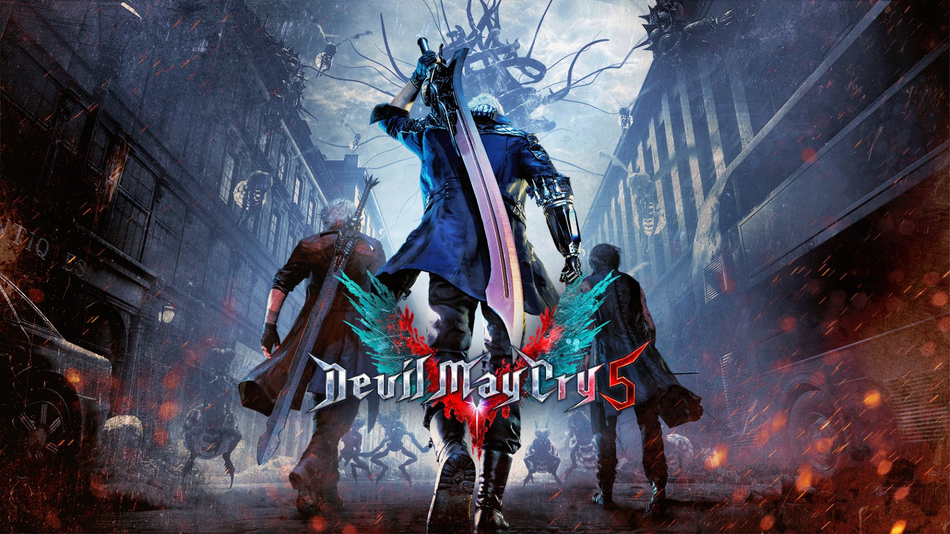 Devil May Cry 5 Review Godisageek Com