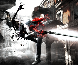 Devil May Cry Screenshots Released