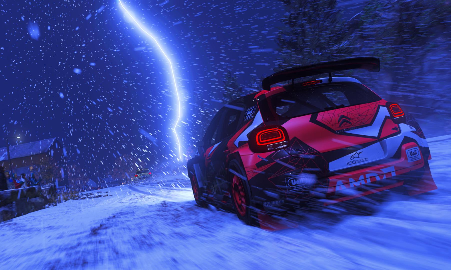 Brand new Ice Breaker gameplay video released for DIRT 5 ...