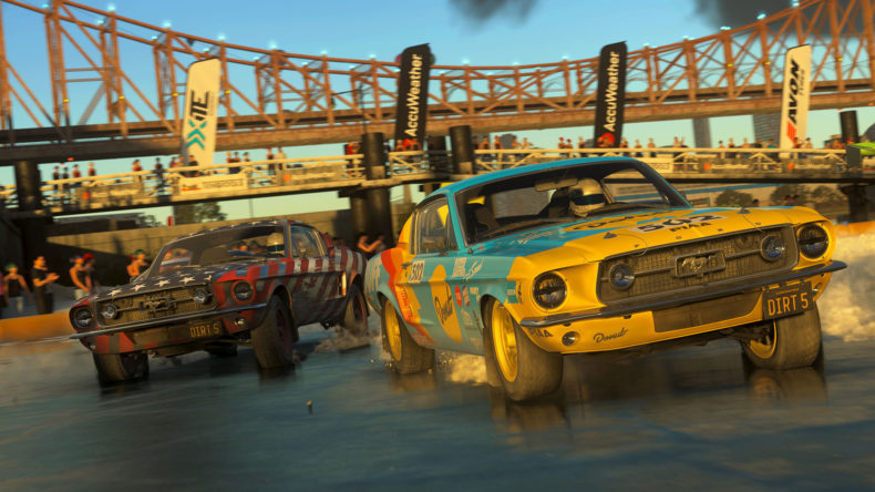 New DIRT 5 trailer shows Series X Gameplay