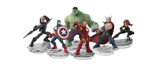Heroes Strut Their Stuff In Latest Disney Infinity: Marvel Super Heroes Trailer