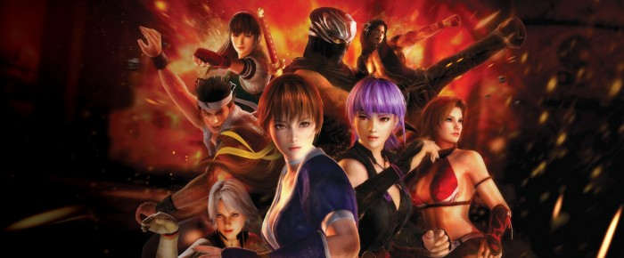 Tecmo Koei Reveal Dead Or Alive 5 Ultimate Packshot