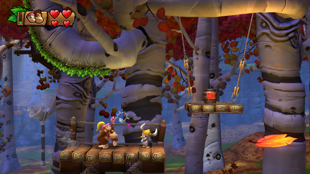 Donkey Kong Country Returns: Tropical Freeze Review