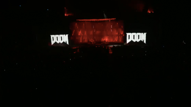 Music From Doom Played Live At The Game Awards