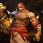 Doomfist comes to Overwatch as a new offense hero