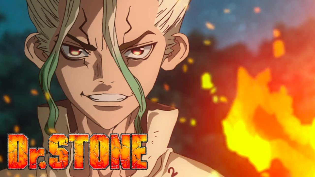Dr. STONE is coming to Crunchyroll this summer - GodisaGeek.com