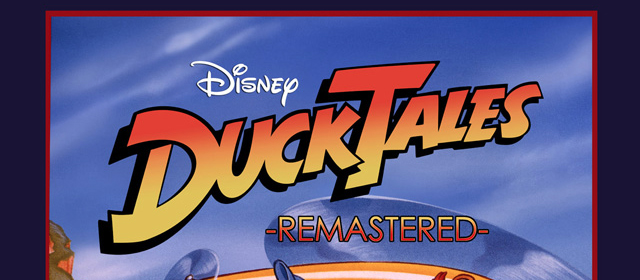 DuckTales: Remastered is Only a Month Away!