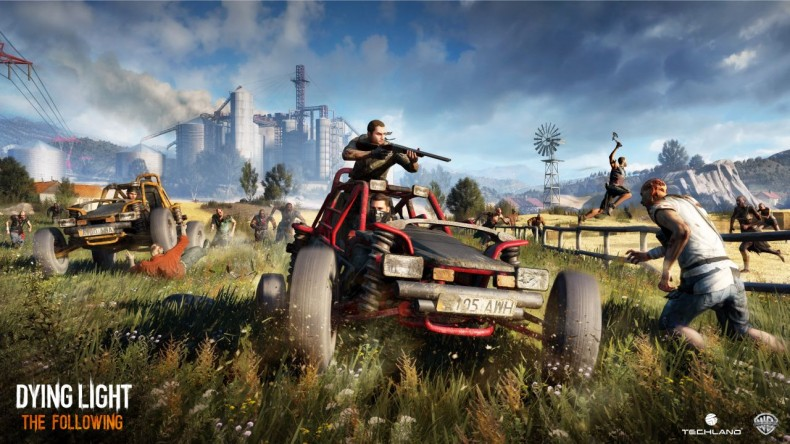 Dying Light: The Following Enhanced Edition Review
