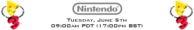 GodisaGeek's E3 2012 Predictions – Nintendo