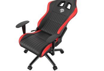 Dark Demon and Jungle gaming chairs