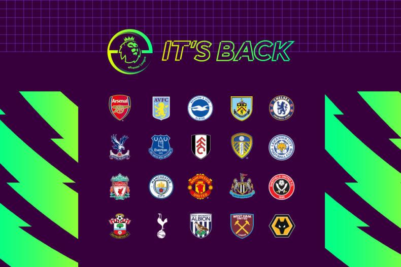 ePremier League FIFA 21