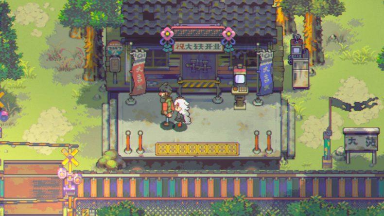 Eastward Gameplay