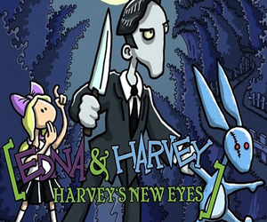 Edna & Harvey: Harvey's New Eyes Review