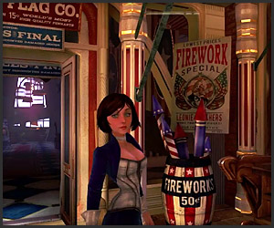 Bioshock Infinite Has New Screenshot for Upcoming VGA Trailer