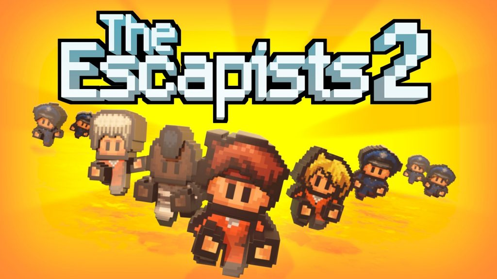 The Escapists 2 Review - GodisaGeek com