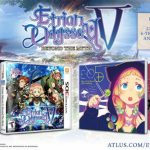 Etrian Odyssey V: Beyond the Myth launch edition for Americas detailed