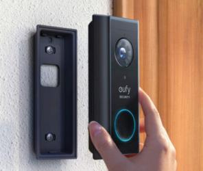 Eufy Video Doorbell 2K: how to mount to your door or wall