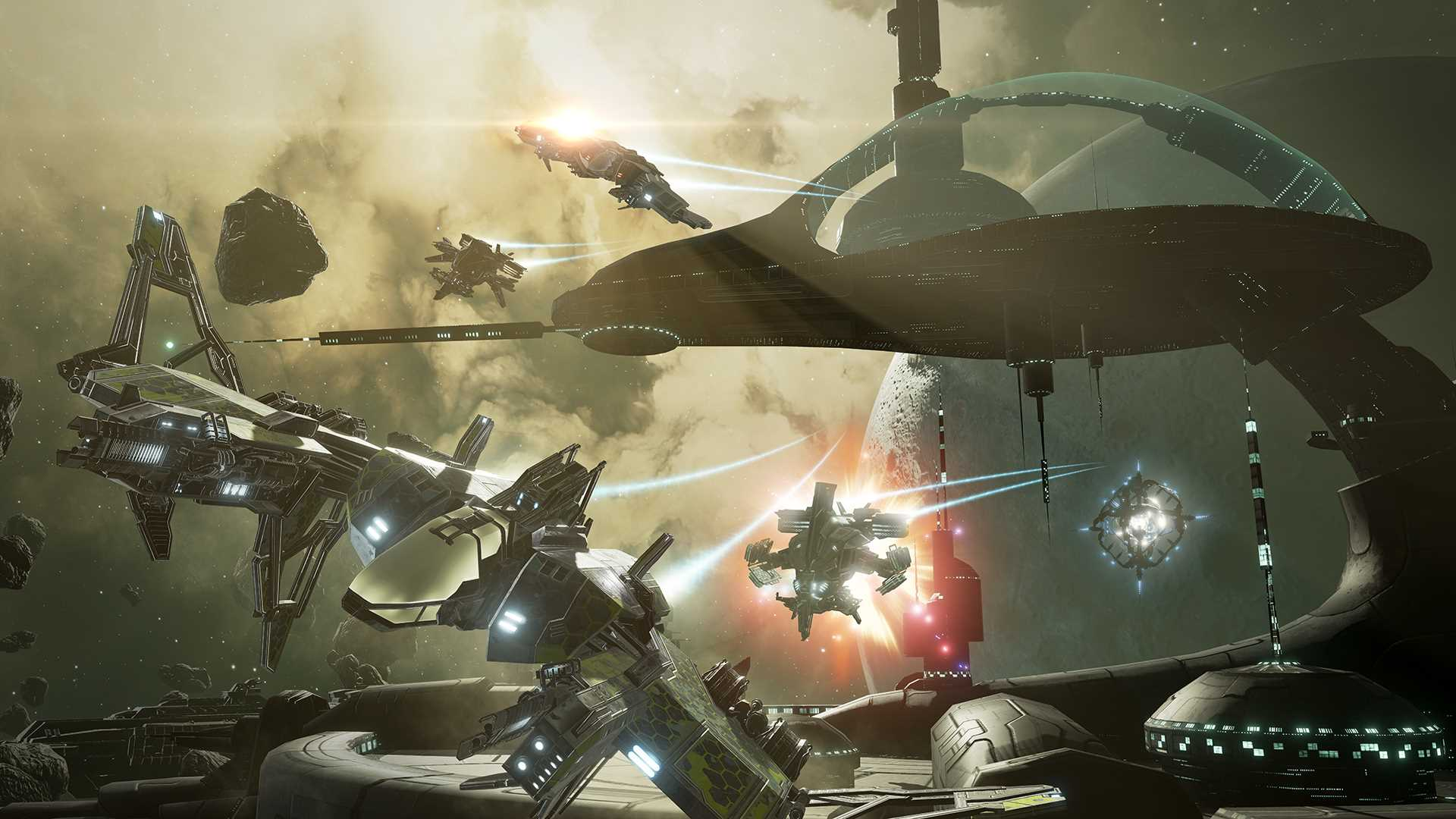 eve valkyrie ps4 review