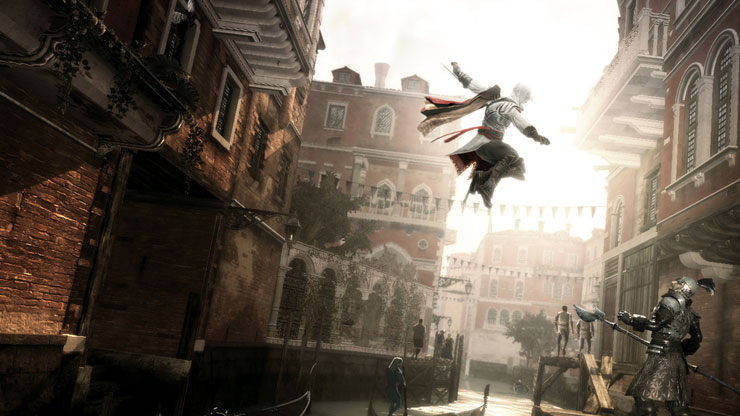 Assassin S Creed Ezio Collection Rated For Ps4 And Xbox One In