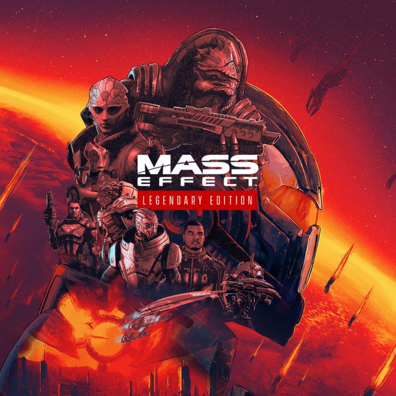 Ahead of release, Bioware releases Mass Effect Legendary Edition bonus content.