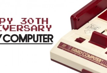 Happy 30th Anniversary, Famicom!