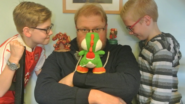 Family Gamer: Toys to Life Face Off