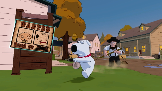 Family Guy: Back To The Multiverse Preview