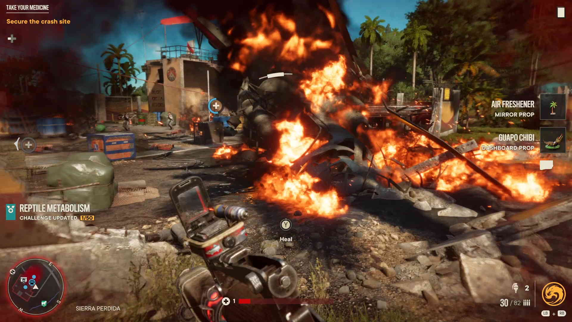 Far Cry 6 preview: similar starts