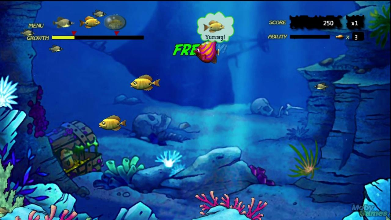 Feeding frenzy 3 free download full version torrent for Feed and grow fish free download full game