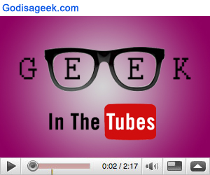 Geek in the Tube Logo
