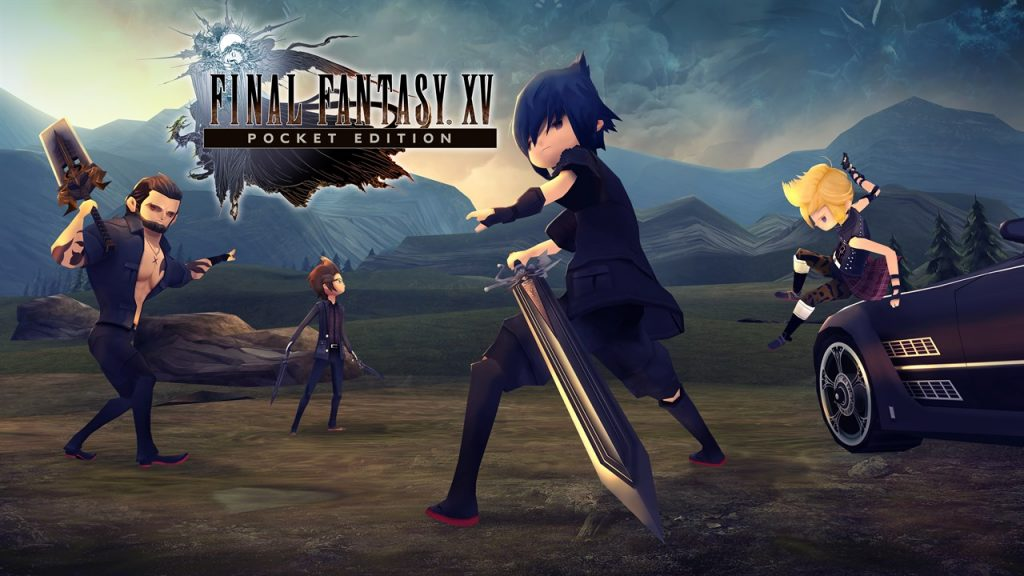 Final Fantasy XV: Pocket Edition review - GodisaGeek com