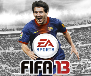 UK Charts: FIFA 13 Nets the Winner