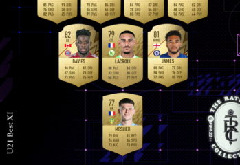 FIFA 22 best under 21 ratings have been unveiled
