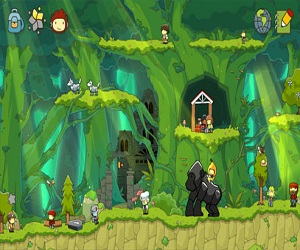 Scribblenauts Unlimited on Wii U and 3DS Gets a Release Date in Europe