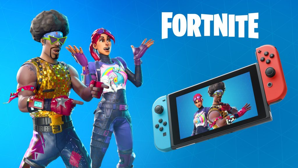 fortnite save the world nintendo switch