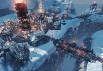 A screenshot of Frostpunk