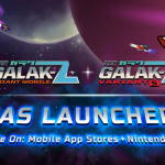 Hyperspace shooter GALAK-Z variant versions out now on Switch and mobile devices for free.
