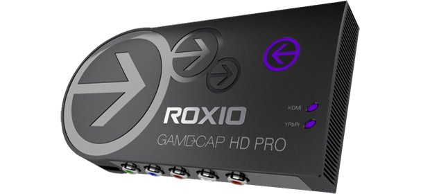 Competition: Win a Roxio Game Capture HD Pro