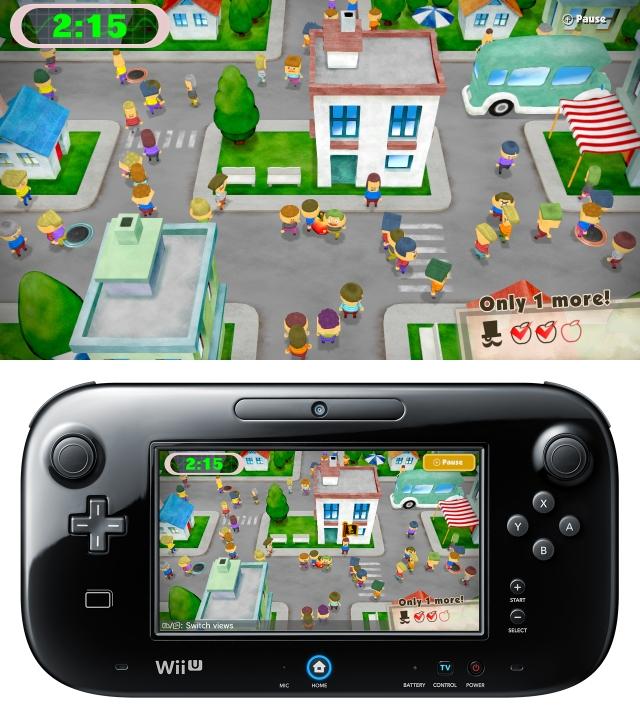 Wii U Misc Games Round-Up - Game & Wario