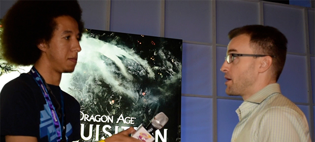 GamesCom 2014: Dragon Age III: Inquisition Interview