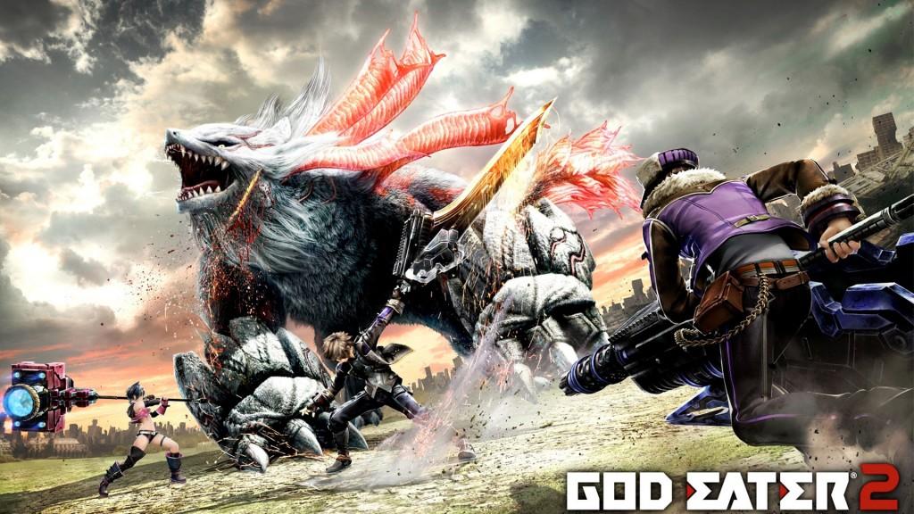 Get God Eater Wallpaper 4K Pics